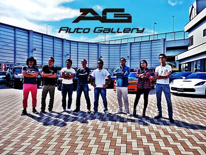AG muscle team